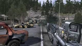 COD4 Ending - Killing Zakhaev with RPG-7