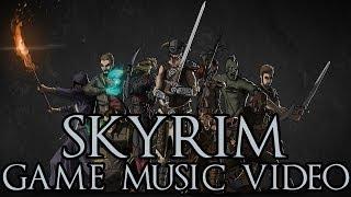 Скачать Audiomachine Age Of Dragon Skyrim GMV
