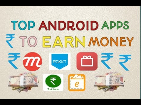 Top Android Apps To Earn Money - (Do You Want To Earn Money?) Sunday Series #8