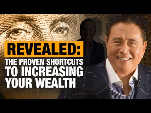 Robert Kiyosaki's $750 Million Dollar Man Reveals His Secrets