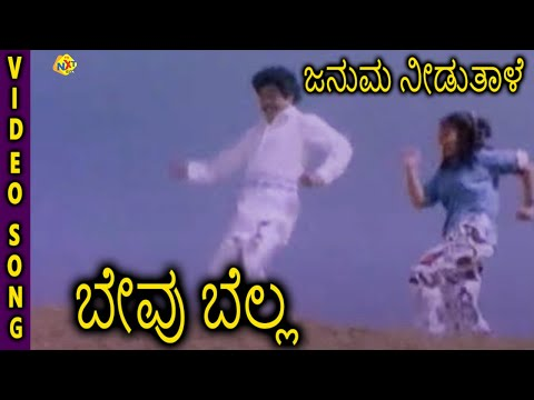 Bevu Bella Kannada Movie Songs || Januma Needuthale || Jaggesh || Rajini
