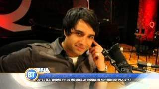 Entertainment City: Jian Ghomeshi allegedly attacked actress Lucy DeCoutere