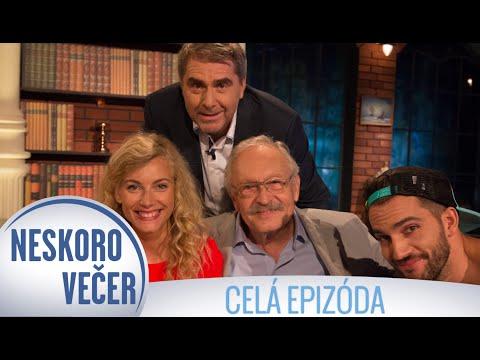 František Kovár, Andrea Sabová a Bekim v Neskoro Večer - CELÁ EPIZÓDA