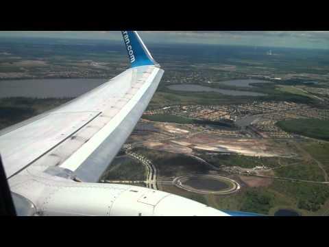 AirTran Airways Boeing 737 Takeoff Orlando