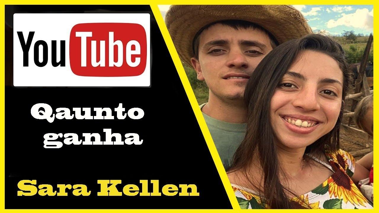 QUANTO GANHA Sara Kellen Mãe de dois  2020 ATUALIZADO