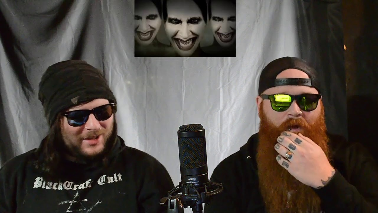 """EMO BAND REACTS - Marilyn Manson - """" We Are Chaos """""""