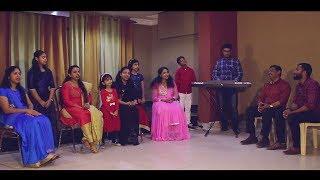 Swargeeya Sundara Rathri | Sabu Varghese | New Malayalam Christmas Song