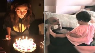 Alia Bhatt posts Unseen Home Video on her 25th Birthday!