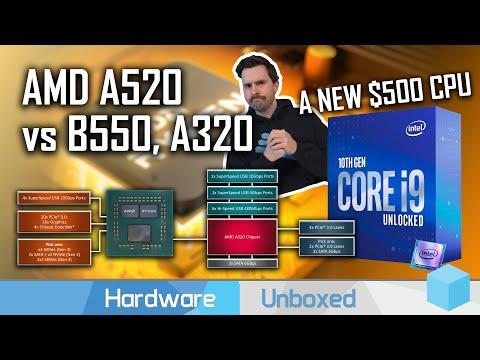 News Corner Threadripper 3995wx Thunderbolt 4 Specs Zen 3 In The Labs Youtube