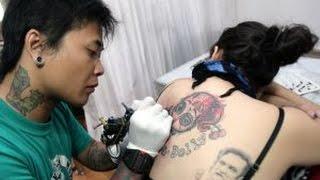 Tattoo Cewek Indonesia