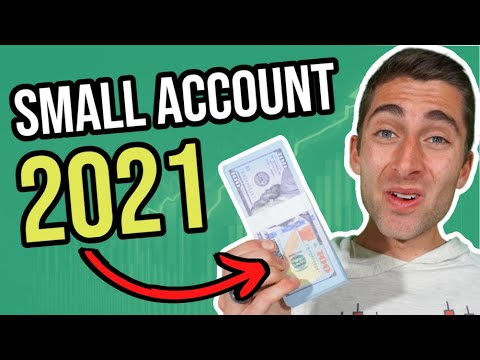 The Best Small Account Options Strategy for 2021!