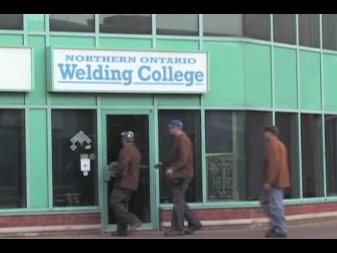 Nothern Ontario Welding School