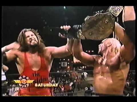 WCW Monday Nitro 08/12/96 Part 8