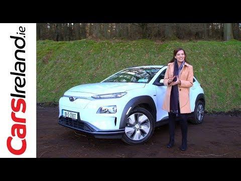 Hyundai Kona Electric Review | CarsIreland.ie