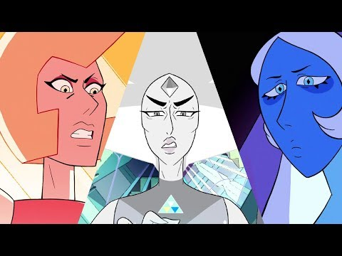 How to DEFEAT the DIAMONDS! [Steven Universe Theory] Crystal Clear