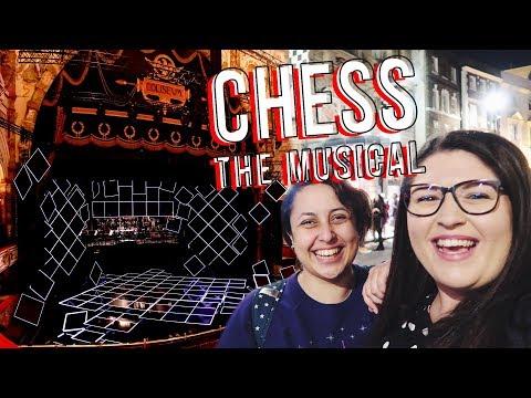 Chess the Musical (London Coliseum) ♟ REVIEW (Rukaya Cesar)