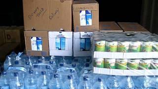 Ahmadiyya Malta Contributed in Humanitarian Aid for Libya.AVI