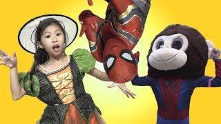 Pretend Play Halloween Costumes Dress Up Prank