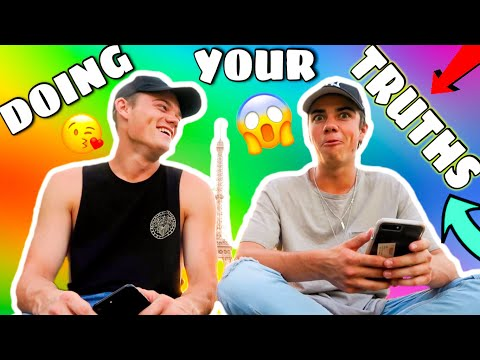 "DOING YOUR TRUTHS // THE NEW ""DOING YOUR DARES""!!!"