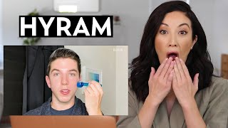 @Hyram's Skincare Routine: My Reaction & Thoughts | #SKINCARE