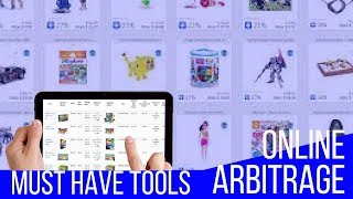 Must have tools for Online Arbitrage FBA 2018!