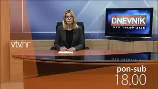 VTV Dnevnik najava 9. ožujka 2019.