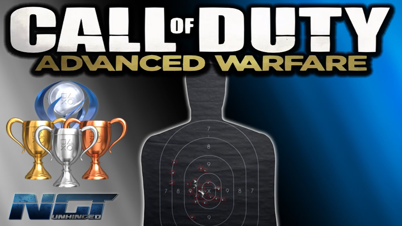 call of duty declassified trophy guide