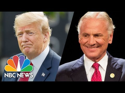 President Donald Trump Campaigns For South Carolina Gov. Henry McMaster | NBC News