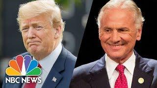 President Donald Trump Campaigns For South Carolina Gov. Henry McMaster   NBC News