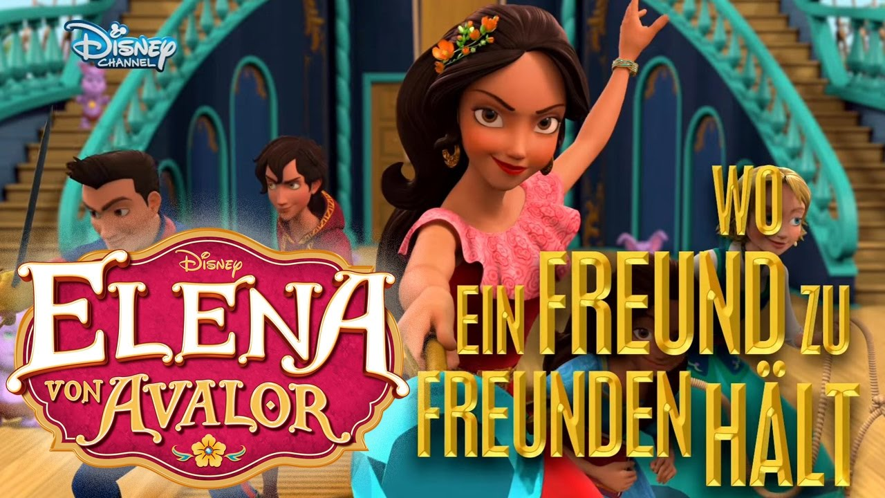 Elena Von Avalor Titelsong Karaoke Version Disney Channel