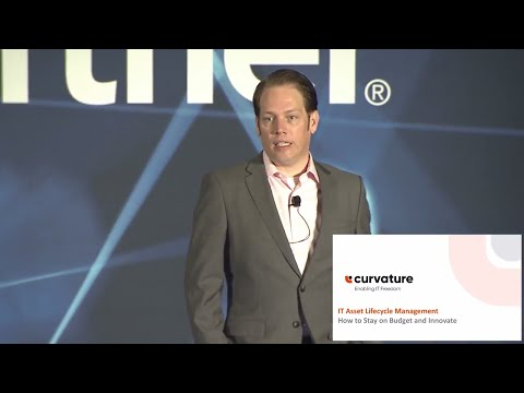 Gartner IT Financial, Procurement & Asset Management Summit | Curvature