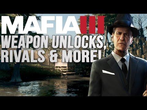 Mafia 3 - Rivals, Weapon Unlocks & More!