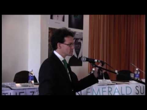 Presentation by Sean Gilbertson, Gemfields Plc. The Zambian Emerald Summit, 2013.