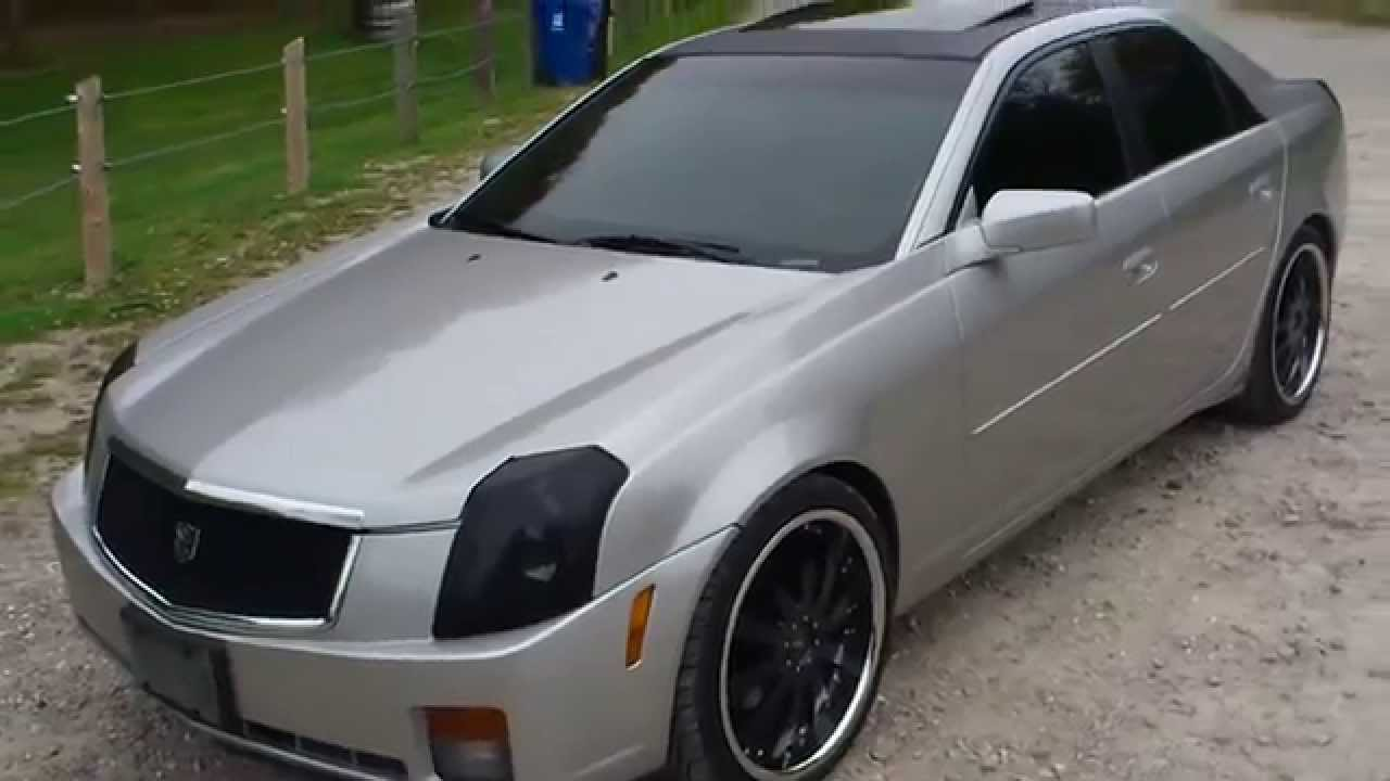 top gear cadillac cts caddy v i p status 20 inch rims part 3 transformers youtube
