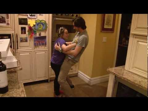 Joey Richter surprises his biggest  at her house!