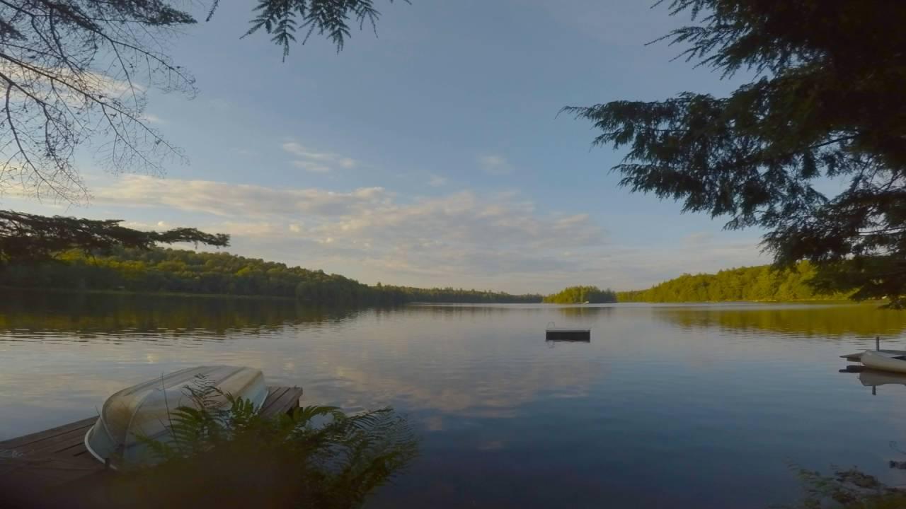 Silver Lake Ny >> Silver Lake Cranberry Lake Adirondacks Ny Youtube