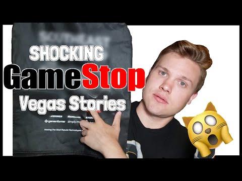 11 Year GameStop Manager Tells All | Shocking Las Vegas Meeting Stories