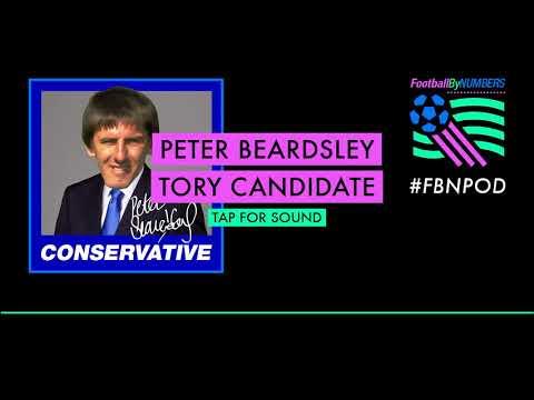 Peter Beardsley: Conservative Candidate
