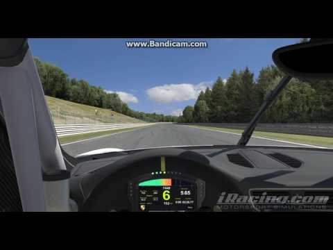 iRacing Spa GP Time Trial - 911 GT3 Cup - Michel Levesque - 2:27.633
