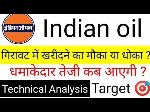 IOC share Indian Oil Corporation share target
