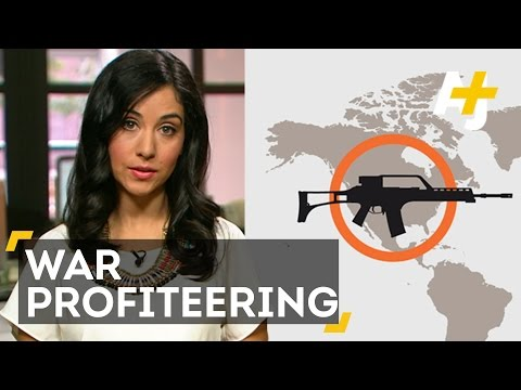 How U.S. Companies Profit From War