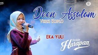 Deen Assalam Versi Koplo (Live Cover Eka Yuli Pelita Harapan)