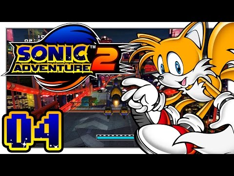 Sonic Adventure 2 Battle - We're Wanted Criminals! - Part 4 - Hero Story