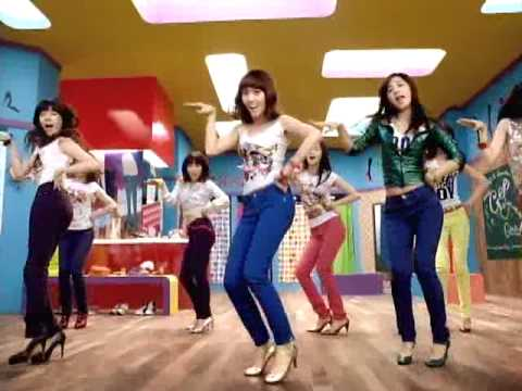 Gee Gee - Girl's Generation (SNSD)