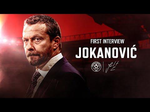 Slaviša Jokanović | First Interview as Sheffield United Manager