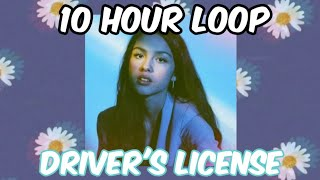 olivia rodrigo - drivers license (10 Hour)