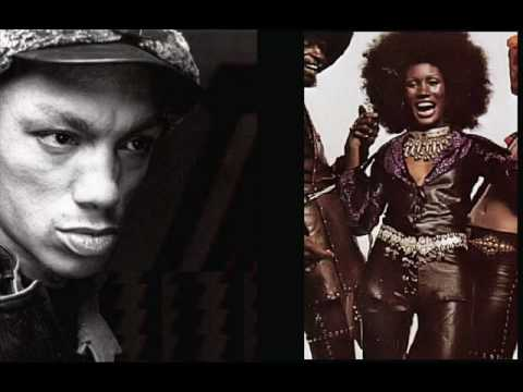 Tricky & Grace Jones - Clandestine Affair (very rare)