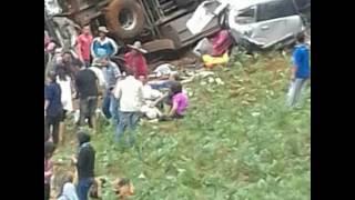 Laka Lagi - Laka Lagi ( Detik Detik Kecelakaan di Puncak Ciloto Cianjur