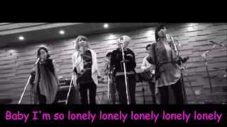 Video 2NE1 - Lonely MV (Reggae Version) with Lyrics download MP3, 3GP, MP4, WEBM, AVI, FLV Agustus 2018