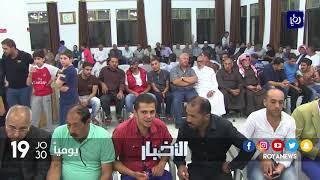 وزير الداخلية في الرمثا لاحتواء تداعيات الاعتداء على أستاذ جامعي